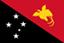 Flag icon for Papua New Guinea