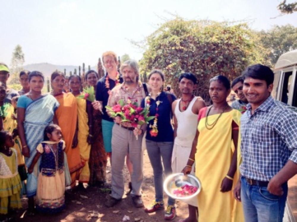 Bankubeda village