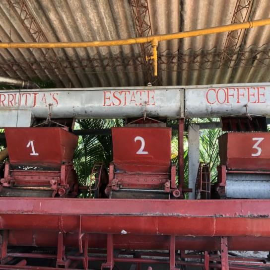 El Salvador Beneficio San Antonio, Urrutias Mill