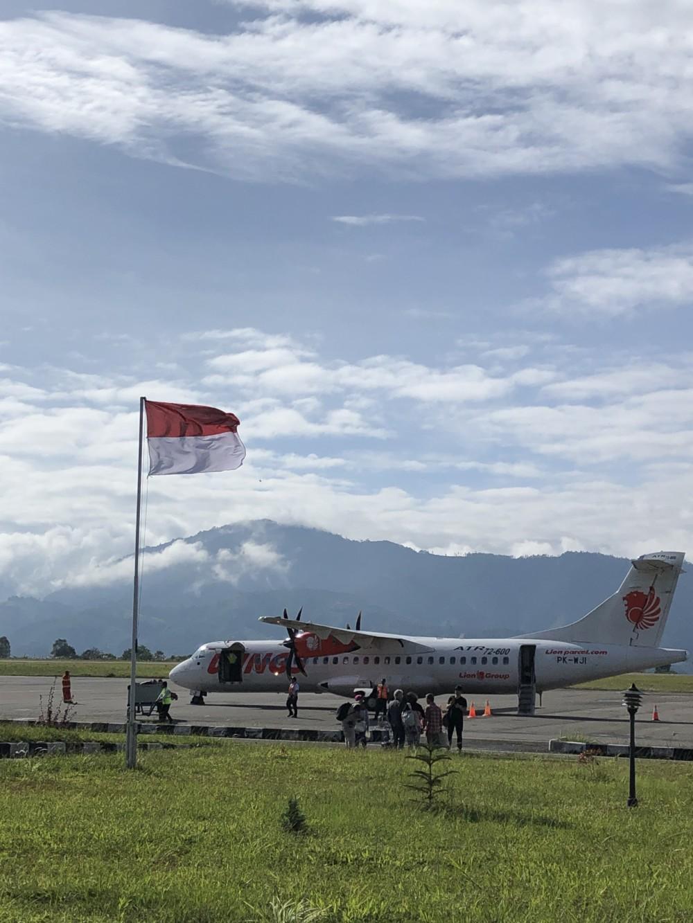 Lion Air Sumatra