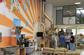 Image for Coffee and a chat with Alexis from Kawa Coffee