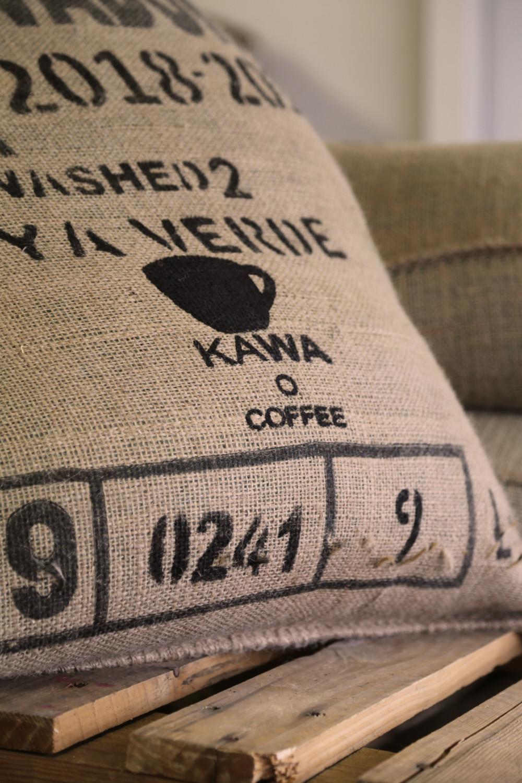 Kawa coffee sack