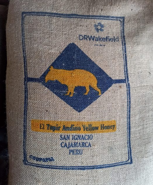 Image for the Peru featured coffee