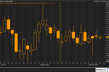 Image for Fortnightly Market Report: 09/02/21