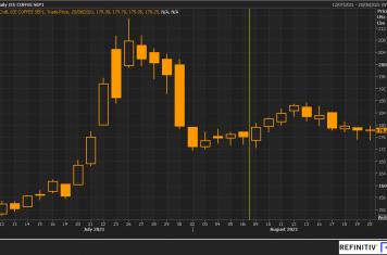 Image for Fortnightly Market Report 24/08/21