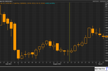 Image for Fortnightly Market Report 06/09/21